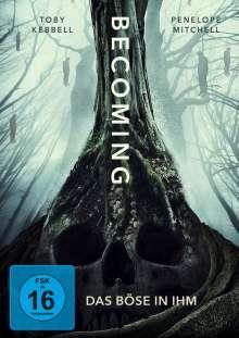 Becoming, DVD