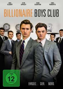 Billionaire Boys Club, DVD