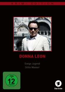 Donna Leon: Ewige Jugend / Stille Wasser, DVD