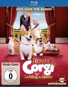 Royal Corgi - Der Liebling der Queen (Blu-ray), Blu-ray Disc