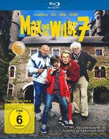 Max und die Wilde 7 (Blu-ray), Blu-ray Disc