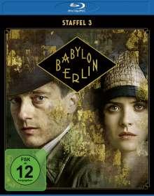 Babylon Berlin Staffel 3 (Blu-ray), 3 Blu-ray Discs