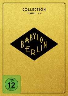 Babylon Berlin Collection Staffel 1-3, 8 DVDs