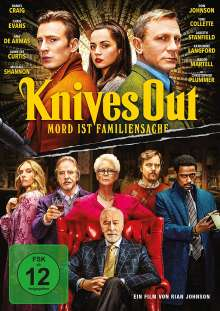 Knives Out, DVD