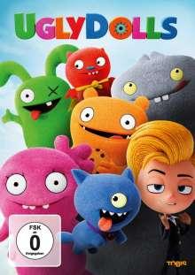 UglyDolls, DVD