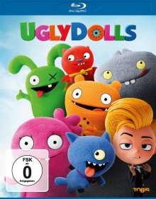UglyDolls (Blu-ray), Blu-ray Disc