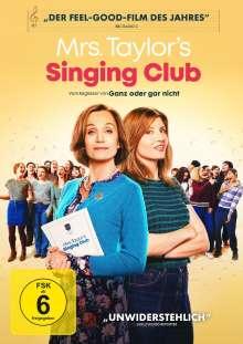Mrs. Taylor's Singing Club, DVD