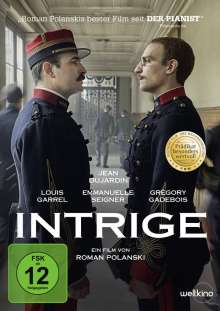 Intrige, DVD
