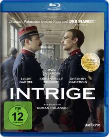 Intrige (Blu-ray), Blu-ray Disc