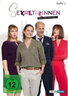 Sekretärinnen Staffel 2, DVD