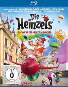 Die Heinzels - Rückkehr der Heinzelmännchen (Blu-ray), Blu-ray Disc