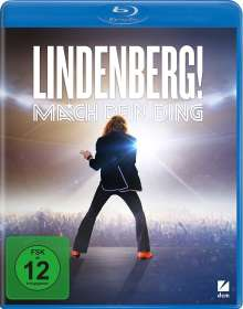 Lindenberg! Mach dein Ding (Blu-ray), Blu-ray Disc
