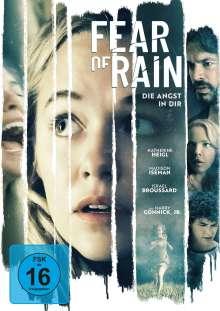 Fear of Rain, DVD