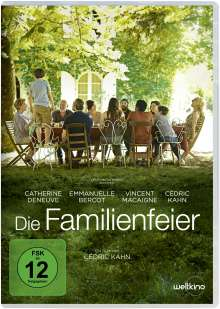 Die Familienfeier, DVD