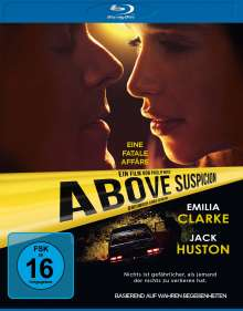 Above Suspicion (Blu-ray), Blu-ray Disc