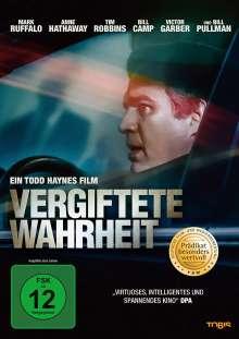 Vergiftete Wahrheit, DVD