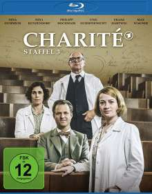Charité Staffel 3 (Blu-ray), Blu-ray Disc