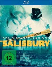 Der Giftanschlag von Salisbury (Blu-ray), Blu-ray Disc