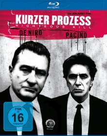 Kurzer Prozess (Blu-ray), Blu-ray Disc