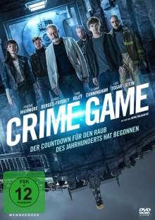 Crime Game, DVD