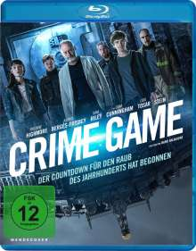 Crime Game (Blu-ray), Blu-ray Disc