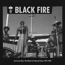 Soul Love Now: Black Fire Records Story 1975-1993, 2 LPs