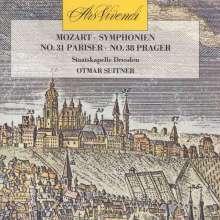 Wolfgang Amadeus Mozart (1756-1791): Symphonien Nr.31 & 38, CD