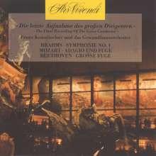 Ludwig van Beethoven (1770-1827): Große Fuge op.133 f.Orchester, CD