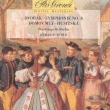 Antonin Dvorak (1841-1904): Symphonie Nr.8, CD