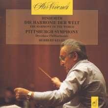"Paul Hindemith (1895-1963): Symphonie ""Die Harmonie der Welt"", CD"