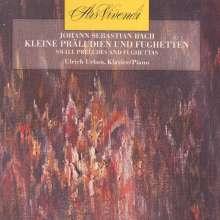 Johann Sebastian Bach (1685-1750): Präludien & Fughetten BWV 894,895,899,902, CD