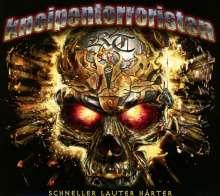 Kneipenterroristen: Schneller Lauter Härter (Limited-Edition), CD