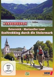 Österreich: Mariazeller Land - Eseltrekking durch die Steiermark, DVD