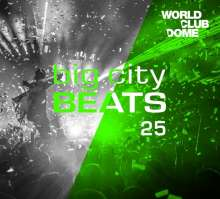 Big City Beats Vol. 25, 3 CDs