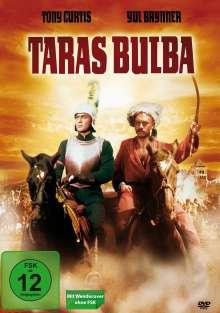 Taras Bulba, DVD