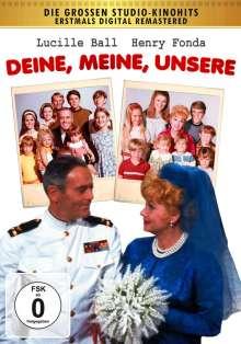 Deine, meine, unsere (1968), DVD