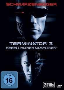 Terminator 3: Rebellion der Maschinen (Special Edition), 2 DVDs