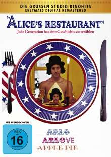 Alice's Restaurant, DVD
