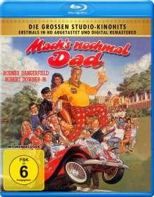 Mach's nochmal, Dad (Blu-ray), Blu-ray Disc