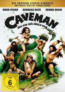 Caveman, DVD