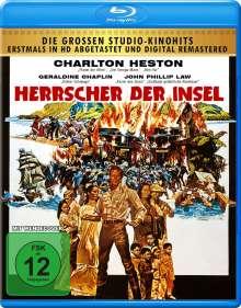 Herrscher der Insel (Blu-ray), Blu-ray Disc