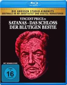 Satanas - Das Schloss der blutigen Bestie (Blu-ray), Blu-ray Disc