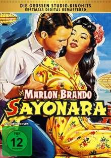 Sayonara, DVD