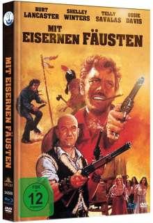Mit eisernen Fäusten (Blu-ray & DVD im Mediabook), 1 Blu-ray Disc und 1 DVD