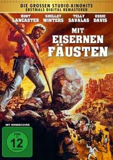 Mit eisernen Fäusten, DVD