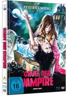 Gruft der Vampire (Blu-ray & DVD im Mediabook), 2 Blu-ray Discs