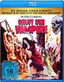 Gruft der Vampire (Blu-ray), Blu-ray Disc