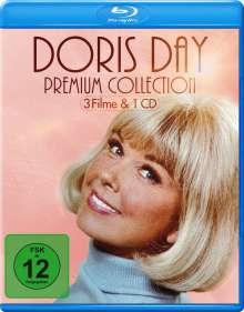 Doris Day Collection  (3 Filme & 1 CD) (Blu-ray), 3 Blu-ray Discs und 1 CD