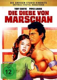Die Diebe von Marschan, DVD
