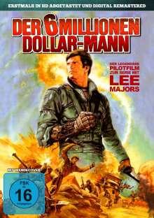 Der 6 Millionen Dollar Mann, DVD